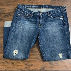 JCREW Vintage Matchstick Jean